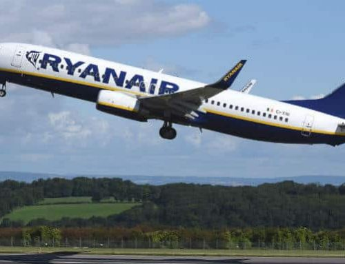 What it's like to fly with Ryanair