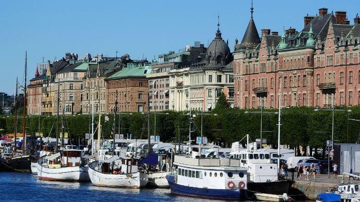 hotell i stockholm