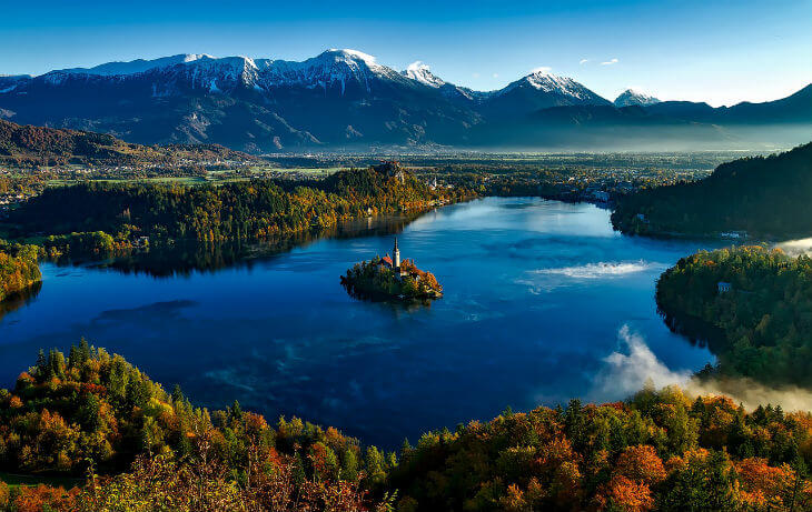 reasons to visit slovenia