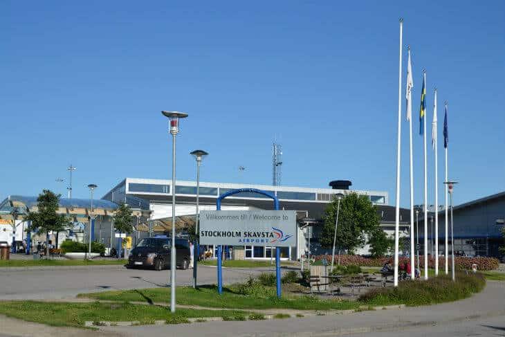 Skavsta Flygplats – Hur man tar sig till och från Stockholm Skavsta