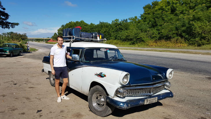 ta sig runt på kuba