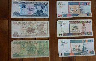 valuta kuba pesos