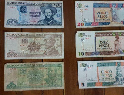Liten valuta och bank byts mot storre