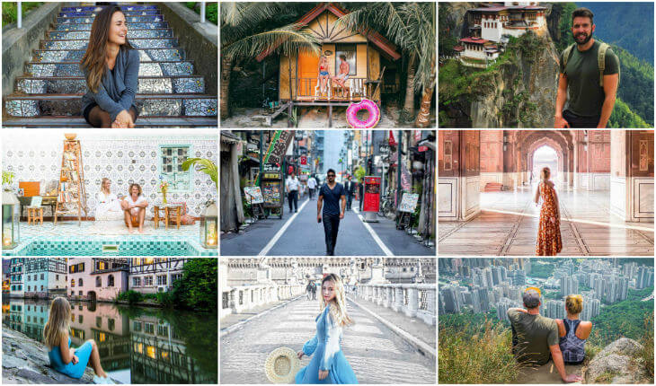 best travel instagram accounts
