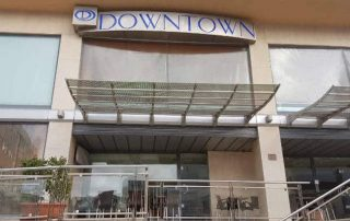 downtown hotel recension