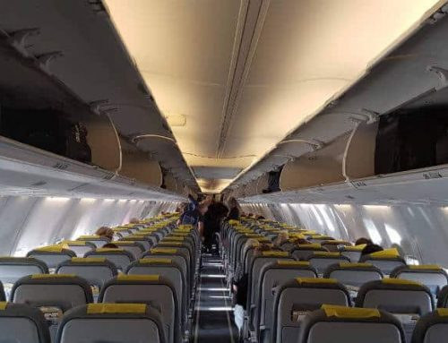 Review: What it's like to fly with Primera Air