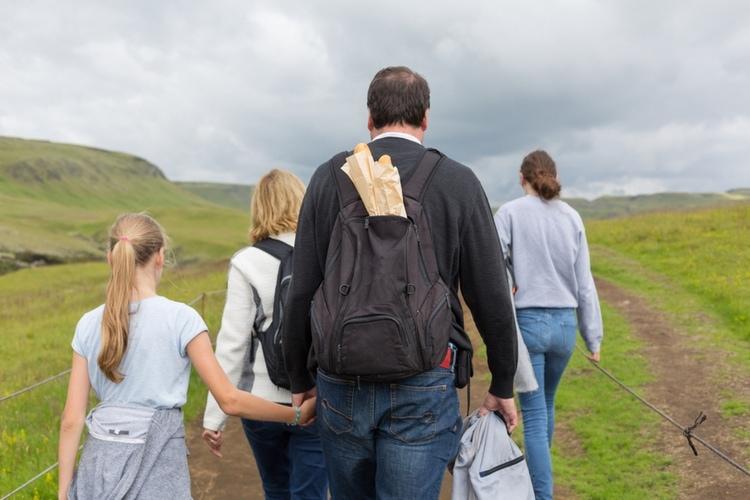 Icelandic family