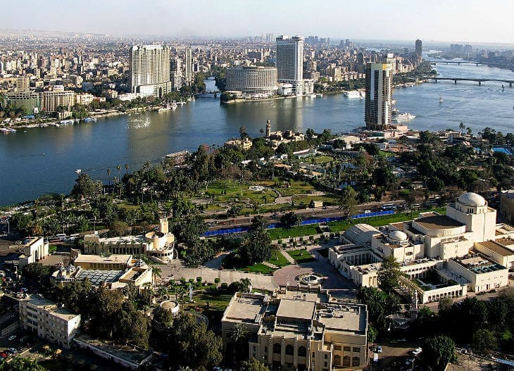 Kairo - Världens största städer
