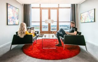 Scandic Front hotel review