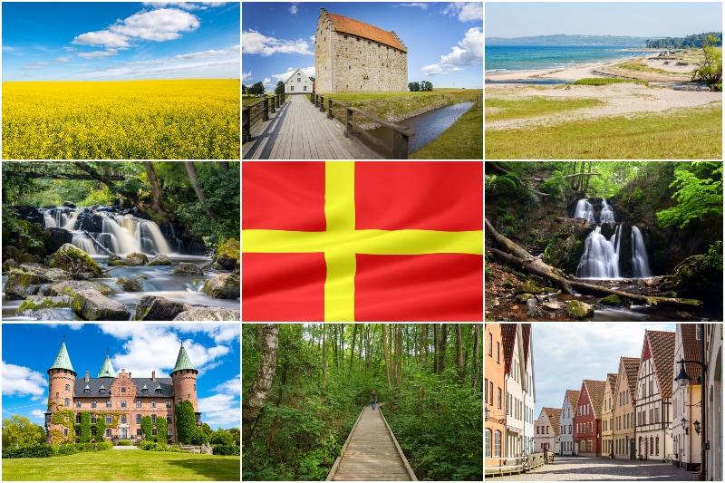 Sevärdheter i Skåne