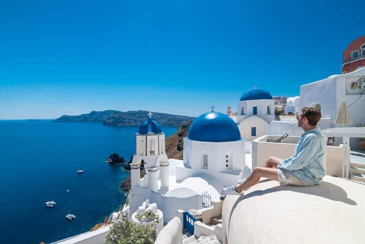 Santorini i Grekland – Mina bästa tips