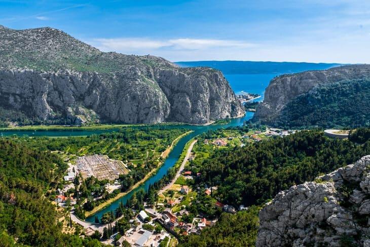 Croatia photos omis