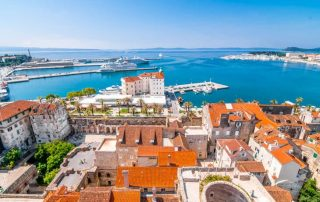 Croatia split