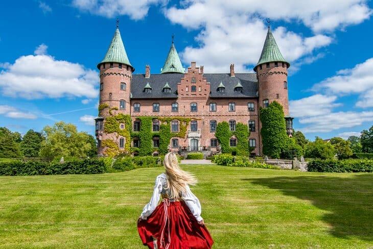 skånska slott