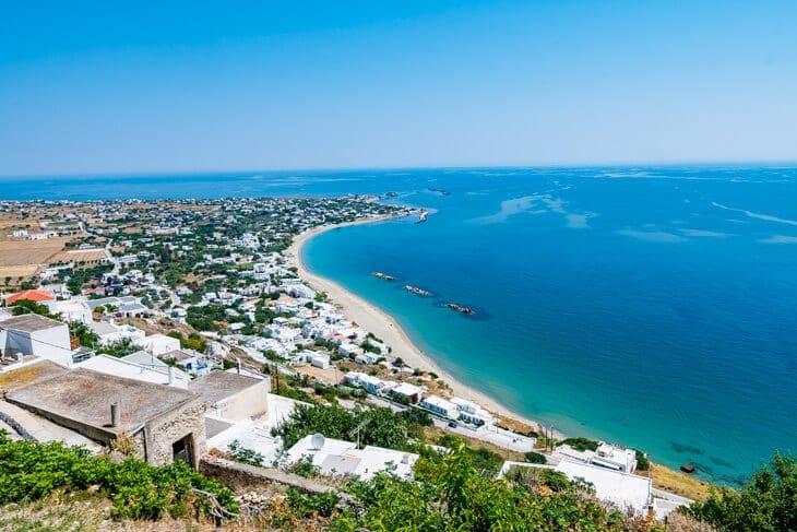skyros beach