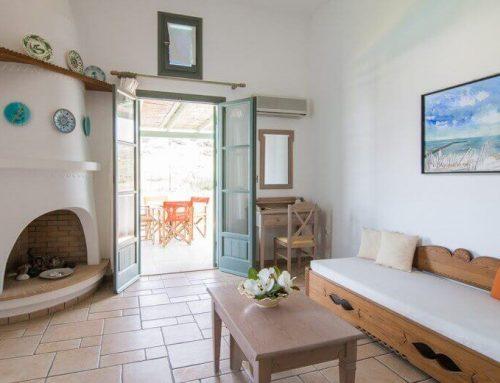 Hotellrecension: Dioni Hotel på Skyros