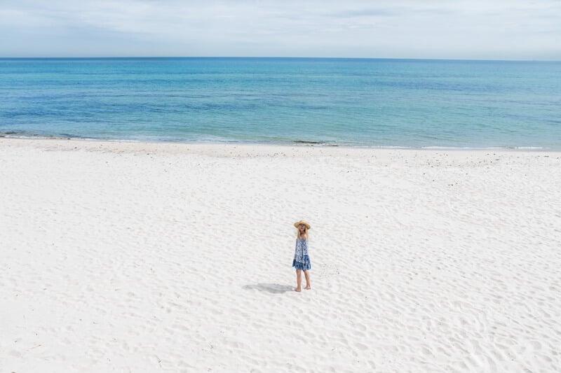 Southern Sweden - beach sandhammaren