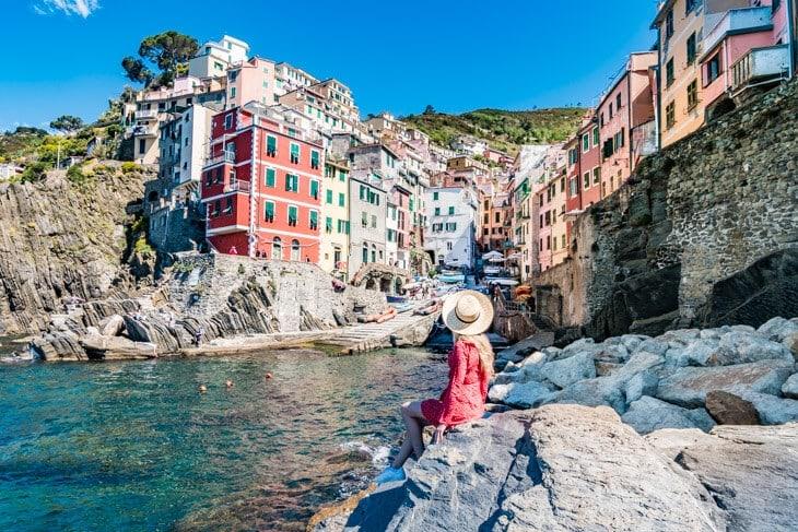 Gammal Karta Italien.Resa Till Cinque Terre I Italien Mina Basta Tips Swedish Nomad