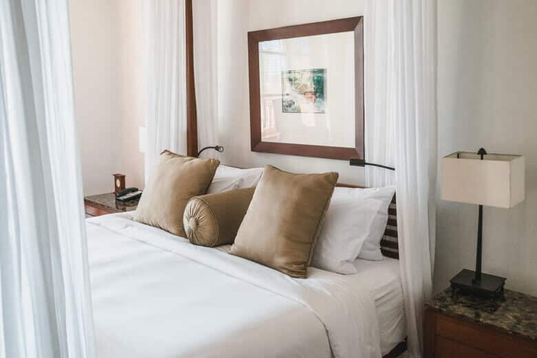 The Legian suite