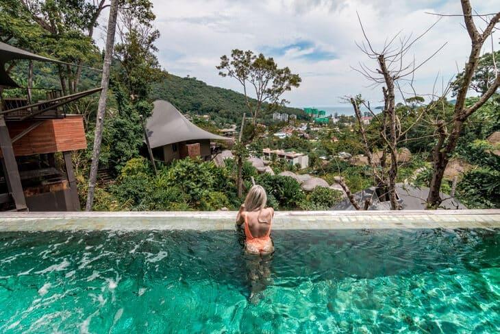 keemala hotel private pool