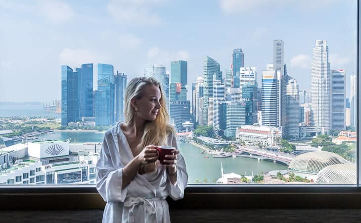 Hotel Review: Pan Pacific Singapore
