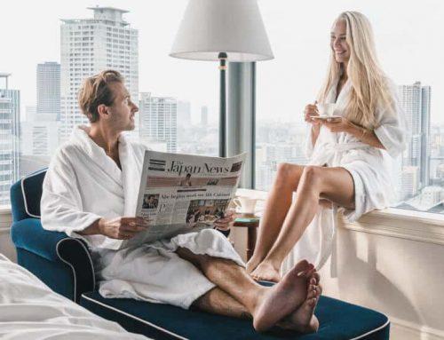 Hotel Review: The Ritz Carlton Osaka