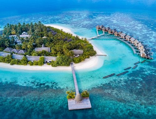 Hotel Review: Kandolhu Island in the Maldives