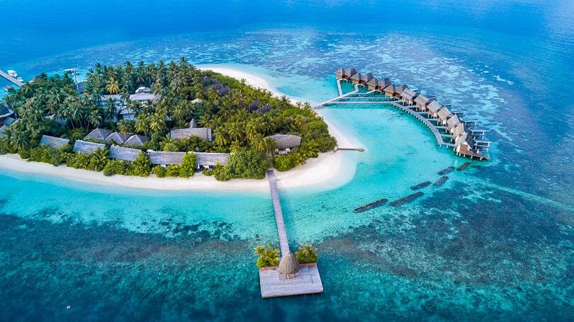 Kandolhu Island In The Maldives Hotel Review By Swedish Nomad