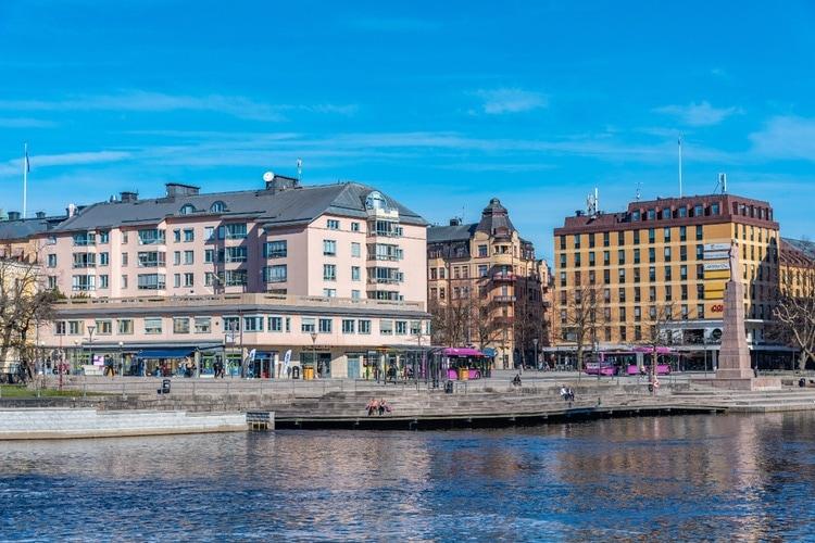 Örebro stad i Sverige