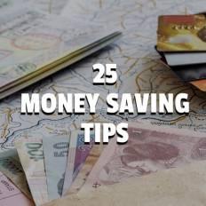 25 money saving tips