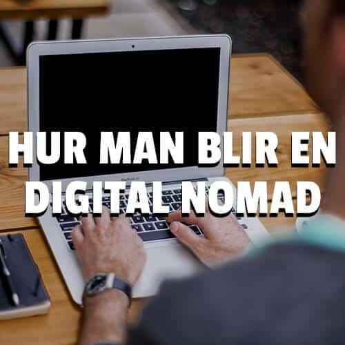 hur man blir en digital nomad