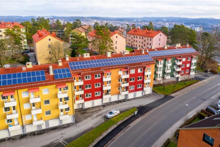 Borås stad i Sverige