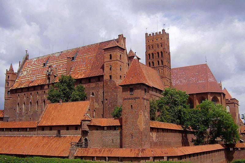 Malbork Castle in Poland – Information for Visitors