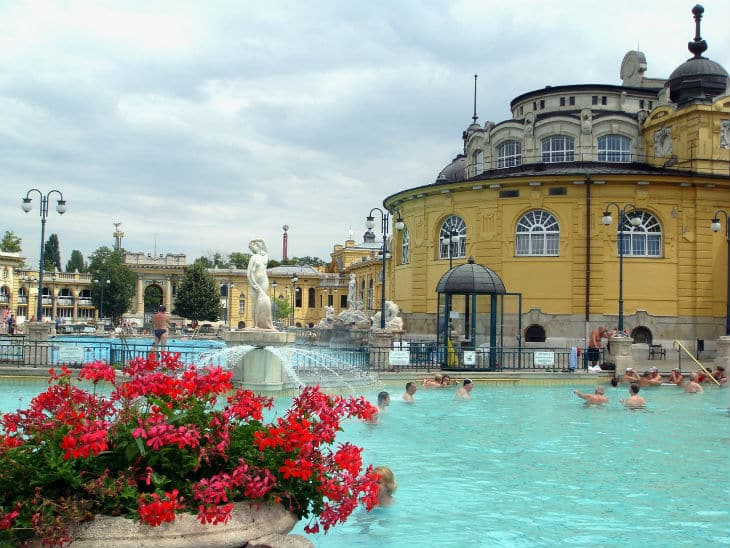 Karta Over Budapest Sevardheter.15 Saker Att Gora I Budapest Som Turist Swedish Nomad
