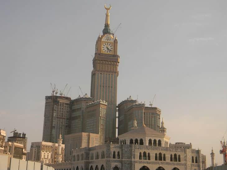 högsta byggnaderna i världen