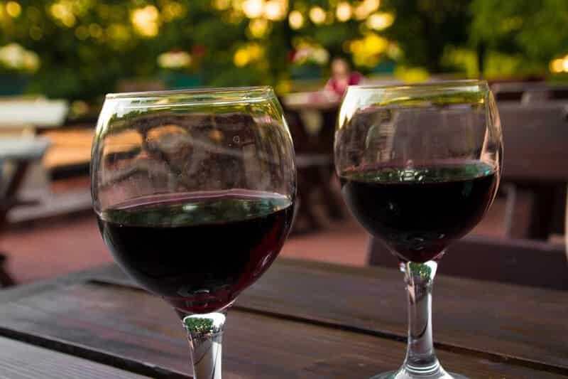 hungarian wine egri bikaver