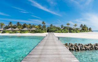 resa till maldiverna