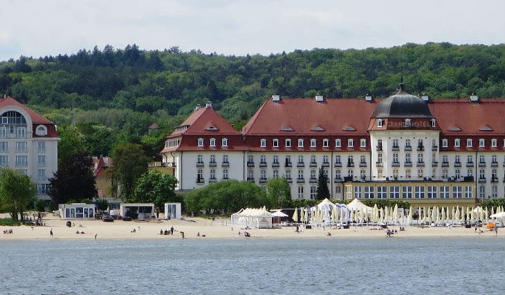 sopot - spa tourism