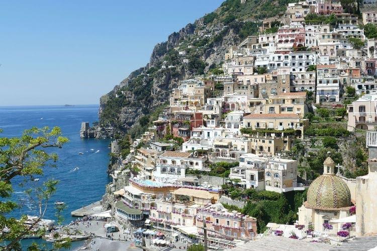 Resa Till Amalfikusten I Italien Mina Basta Tips Swedish Nomad
