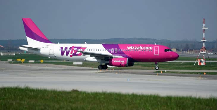 fly with wizz air