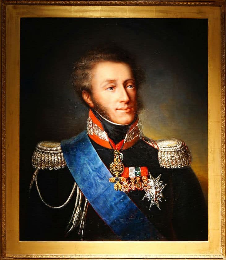 France Facts - king Louis XIX