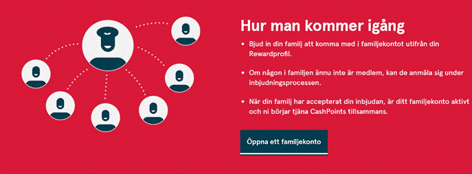 norwegiankort familjekonto