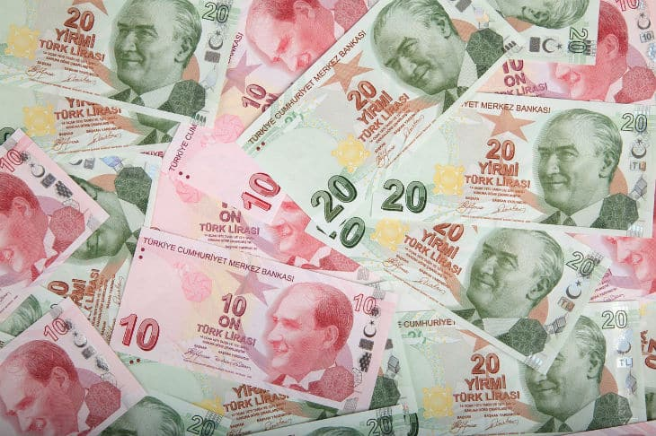 Currency in Turkey – info about the Turkish Lira