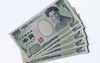 valuta i japan