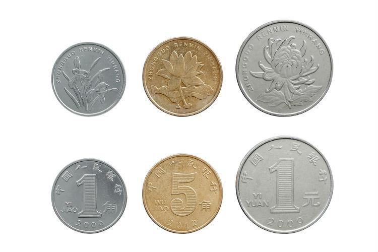 kinesiska mynt