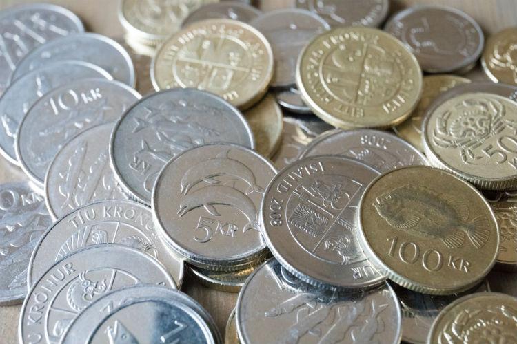 Icelandic coins