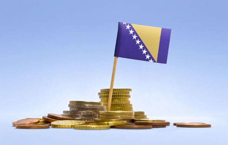 valuta bosnien