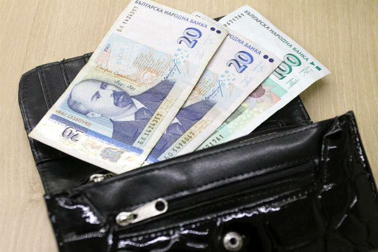 Currency in Bulgaria
