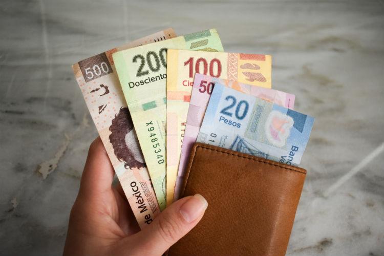valuta i mexiko