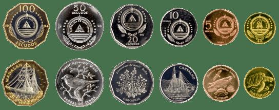 valuta på Kap Verde